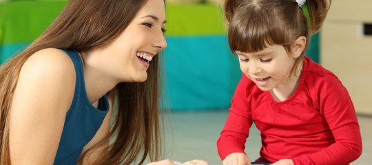 Services d'une babysitter